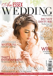An Essex Wedding magazine