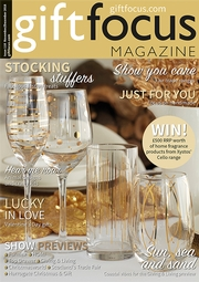 Issue 110 of Gift Focus magazine