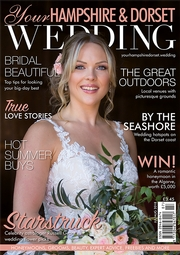 Your Hampshire and Dorset Wedding - Subscription