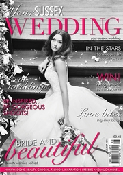 Your Sussex Wedding - Issue 74