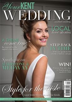Issue 80 of Your Kent Wedding magazine