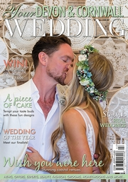 Your Devon and Cornwall Wedding - Issue 12