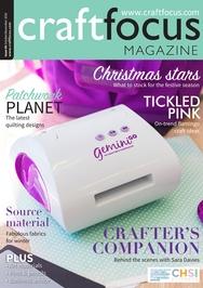 Issue 69 of Craft Focus magazine