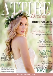Issue 65 of Attire Bridal magazine