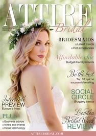 Issue 65 of Attire Bridal magazine