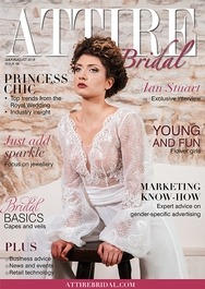 Issue 66 of Attire Bridal magazine