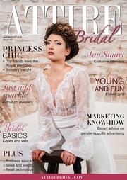 Issue 66 of Attire Bridal magazine