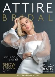 Issue 67 of Attire Bridal magazine