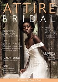 Issue 69 of Attire Bridal magazine