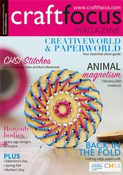 Issue 70 of Craft Focus magazine