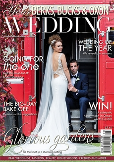 Issue 71 of Your Berks, Bucks and Oxon Wedding magazine
