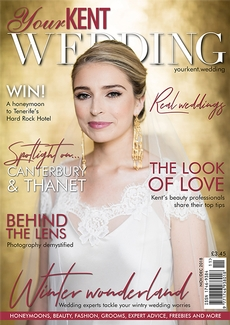 Issue 81 of Your Kent Wedding magazine