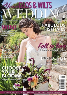 Issue 11 of Your Glos & Wilts Wedding magazine