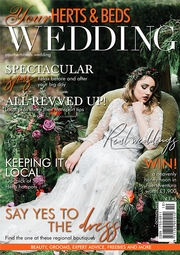 Visit the Your Herts & Beds Wedding magazine website