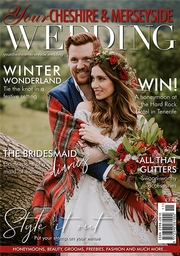 Your Cheshire and Merseyside Wedding - Issue 42