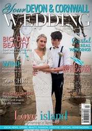 Your Devon and Cornwall Wedding magazine