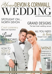 Your Devon and Cornwall Wedding - Issue 15