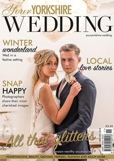 Issue 33 of Your Yorkshire Wedding magazine
