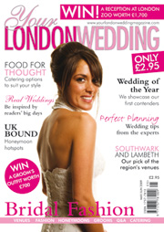 Your London Wedding - Issue 5