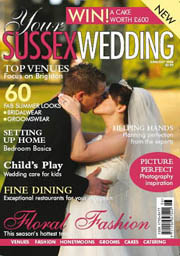 Your Sussex Wedding - Issue 1