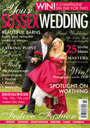 Your Sussex Wedding - Issue 4
