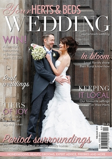 Issue 72 of Your Herts and Beds Wedding magazine