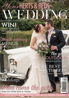 Your Herts & Beds Wedding