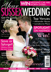 Your Sussex Wedding - Issue 5