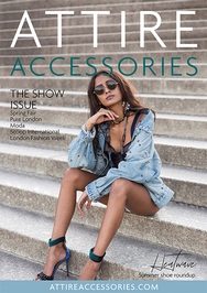Issue 74 of Attire Accessories magazine