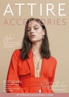 Attire Accessories magazine - This issue