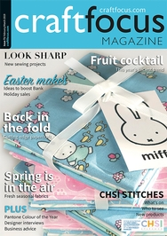 Issue 71 of Craft Focus magazine