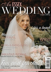 Visit the An Essex Wedding magazine website