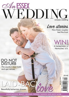 Issue 88 of An Essex Wedding magazine