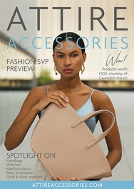 Issue 76 of Attire Accessories magazine