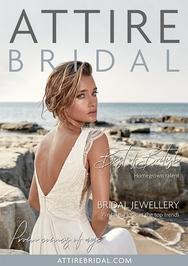 Issue 72 of Attire Bridal magazine