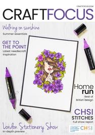 Issue 72 of Craft Focus magazine