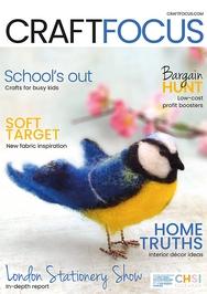 Issue 73 of Craft Focus magazine