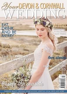 Issue 20 of Your Devon and Cornwall Wedding magazine