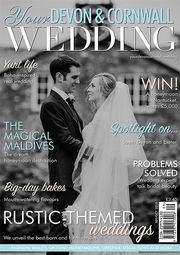 Your Devon and Cornwall Wedding magazine