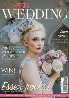 Issue 89 of An Essex Wedding magazine