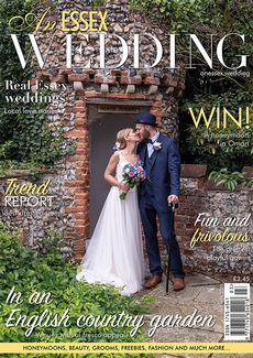 Issue 91 of An Essex Wedding magazine