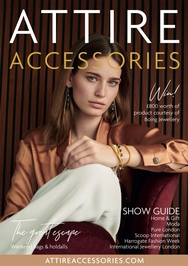 Issue 77 of Attire Accessories magazine
