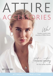 Issue 78 of Attire Accessories magazine