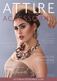 Issue 79 of Attire Accessories magazine