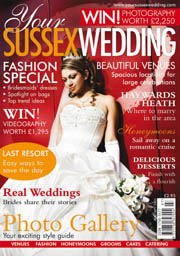 Your Sussex Wedding - Issue 8
