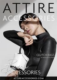 Issue 81 of Attire Accessories magazine