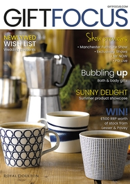 Issue 113 of Gift Focus magazine