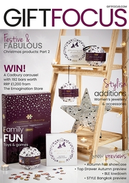 Issue 115 of Gift Focus magazine