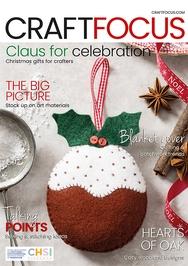 Issue 75 of Craft Focus magazine