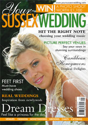 Your Sussex Wedding - Issue 9